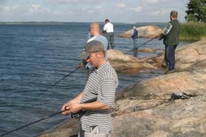 Kalastusmatkat Turun saaristossa
